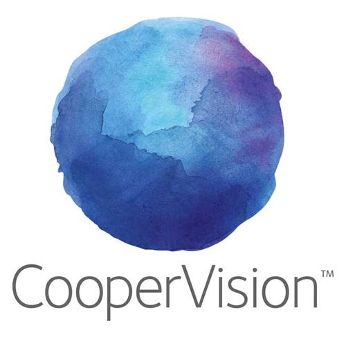 Logo Marque de lentilles CooperVision