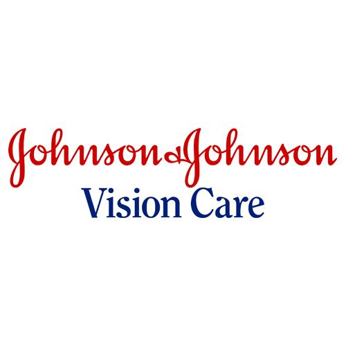 Logo Marque de lentilles Johnson&Johnson Vision Care