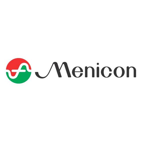 Logo Marque de lentilles Menicon