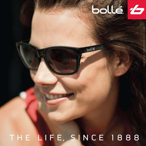 Visuel Marque de lunettes de sport Bollé