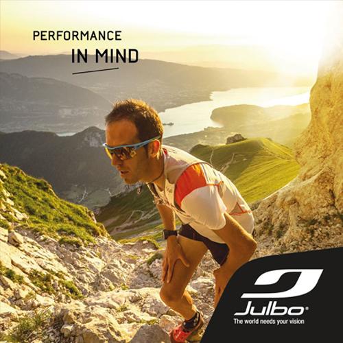 Visuel Marque de lunettes de sport Julbo